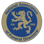 National Association of Funeral Directors - logo